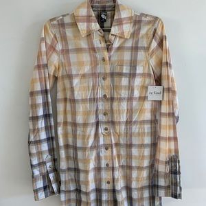 Free People Fitted Flannel - 2